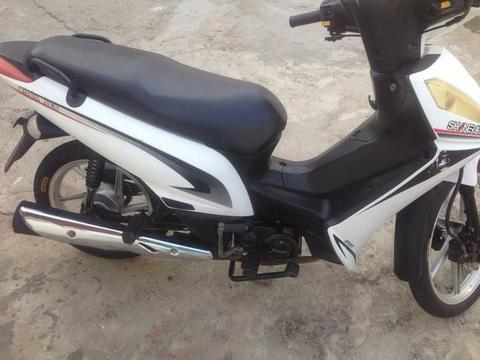 Duas motos Shineray (50 cc 062993089439) - 2014