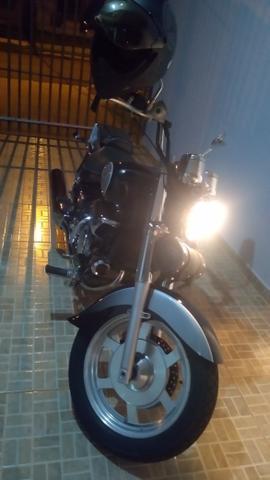 Moto custom miragem 250 - 2012