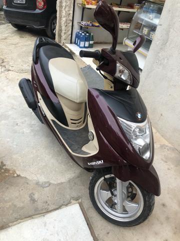 Moto automática prima 150 cc semi nova - 2014