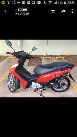 Honda Biz 110i - 2016