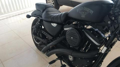 Harley iron 883 - 2017