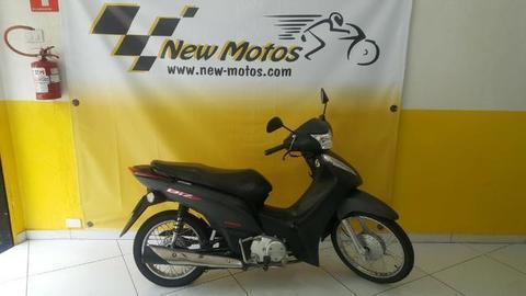 Honda Biz 125 es unico dono 12.000 km ipva 2019 pago !!! - 2015