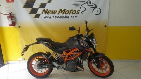 Ktm Duke 390 14.400 km moto com ipva 2019 pago !!! - 2016