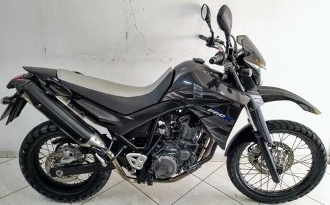 Yamaha Xt 660 R 2005 Preta - 2005