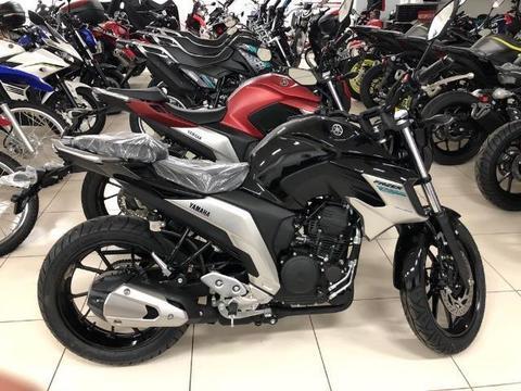Fazer 250cc - Zero Km - 2019 - 2019