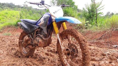 Vendo XTZ 125 com Motor de CG 99 - 2007