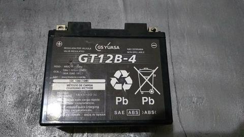 Bateria original usada yamaha xt 660 original usado