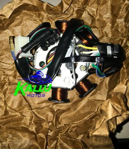 Estator magneto moto fazer 250 lander 250 modelo original