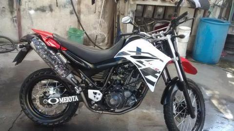 Vendo xt 660 - 2008