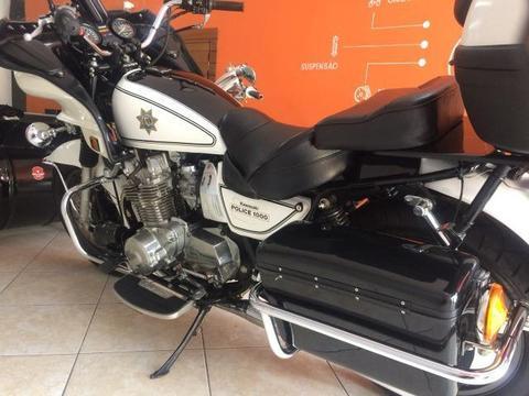 Kawasaki Kz 1000 Police - 2002