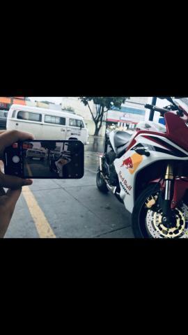 Moto Honda Cbr 600f Consórcio, Nova 2013 Red Bull 2019 pago - 2013