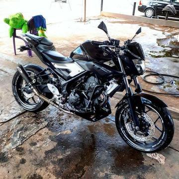 Yamaha MT-03 ABS Personalizada - 2017