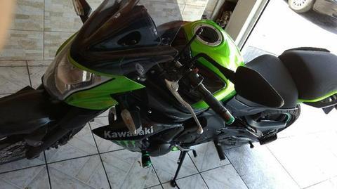 Kawasaki er6n - 2014