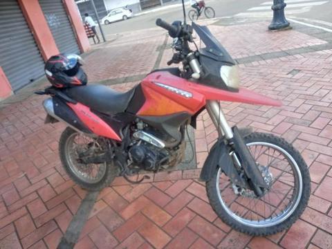 Vendo esta moto - 2014