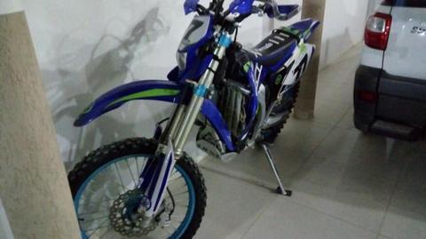 Vendo moto ou troco por crf - 2008