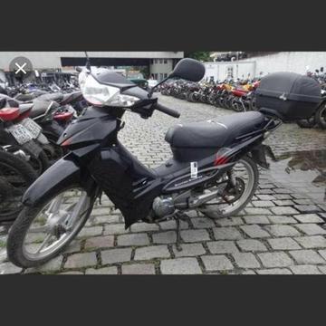 Moto dafra zig 50cc - 2013