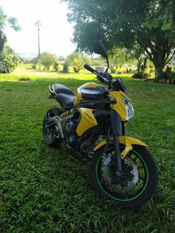 Vendo er6n 650cc - 2013