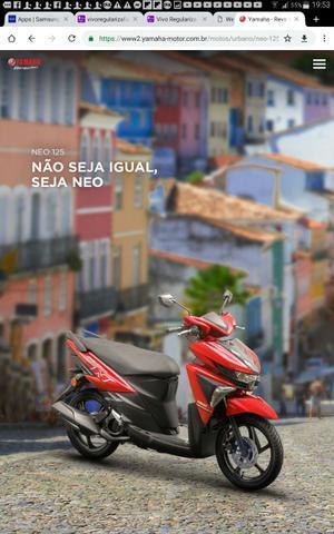 Sua moto Yamaha em  financiada a vista no consorcio, cartão de crédito - 2019