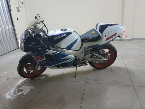 Suzuki Srad - Padrão Colecionador - 1998