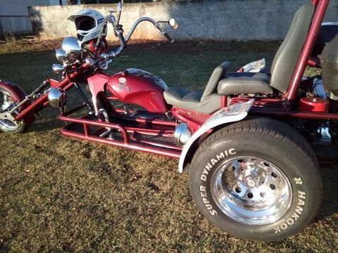 Triciclo 2002 xodo 18mil - 2002