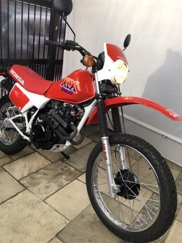 Honda XLX 250 R Totalmente restaurada - 1989