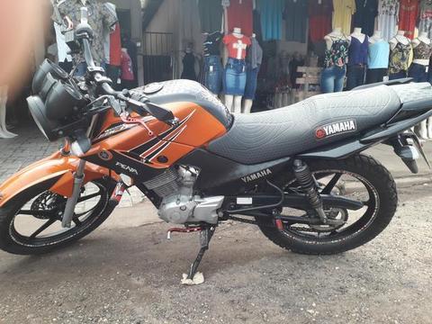 Moto toda esportiva - 2015