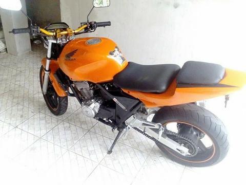 Honda cb 500 S personalizada. Troco - 1999