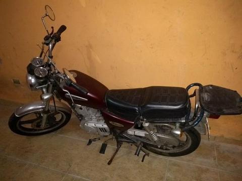 Moto Suzuki Intruder 125 Ano/Modelo 2008/2009 - 2009