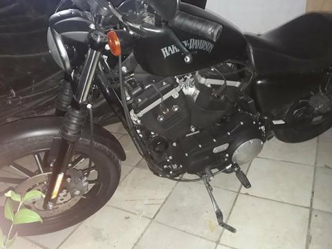 Harley davidson 883 iron - 2013