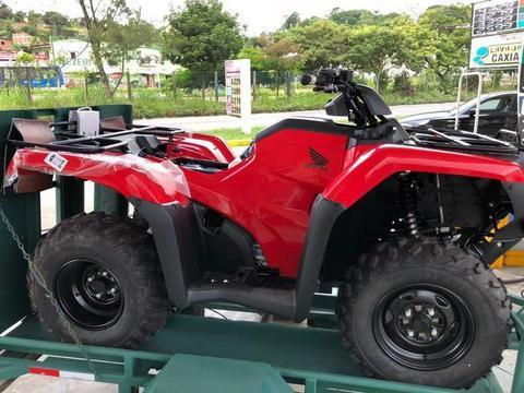 Quadriciclo Honda 4x4 Zero 0KM - 2019