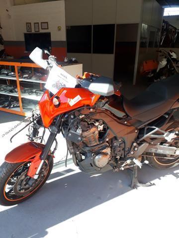 Sucata Kawasaki Versys 1000