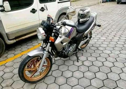 Honda CB 500cc bonita - 2016