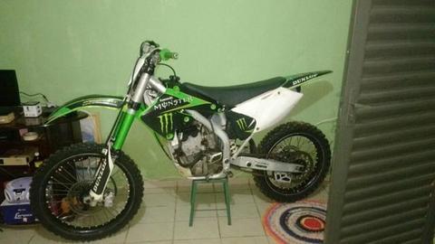 Kxf 250 - 2005