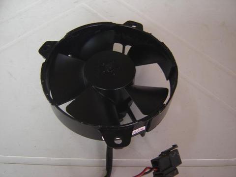 Ventoinha do radiador d'agua moto yamaha xt 660 original usada
