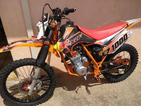 Moto xr200 trilha - 2002