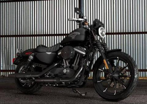 Harley Davidson Iron 883 - 2016