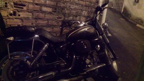 Garinni Gr250t3 , personalizada Harley- Davidson - R$ 7000,00 a 8500,00 - 2009