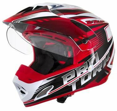 Capacete Pro Tork Motocross OFF ROAD