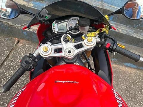 Triumph Daytona 675 - 2007