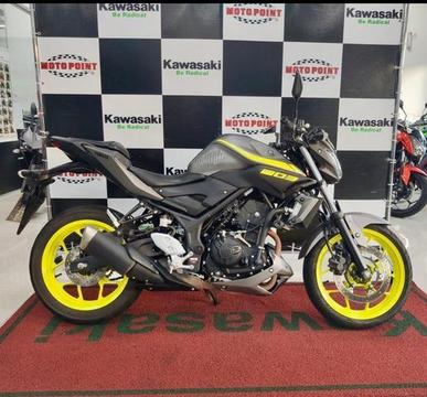 YAMAHA Mt03 ABS 2019 estado de 0km-Faco financiamento-Consultor Junior - 2019