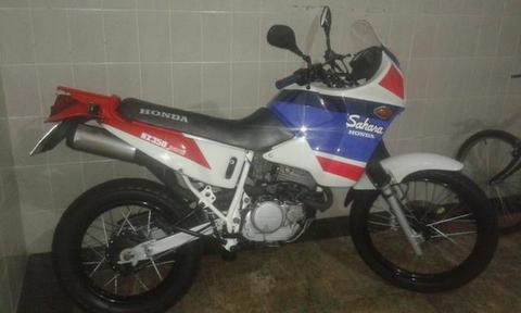 Motos Honda NX 350 Sahara › MOTO.com.br