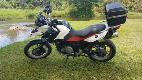 Bmw g650gs moto de luxo, - 2013