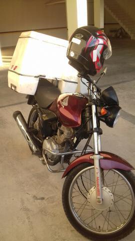 Moto Fan 150 - 2012