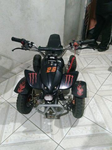 Mini quadriciclo 50cc - 2019