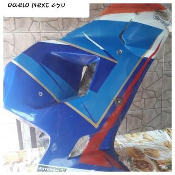 Vendo carenagem frontal para moto do modelo Next 250