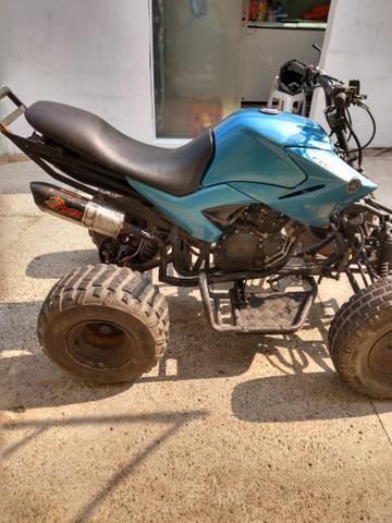 Quadriciclo 250 cc - 2006