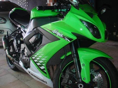 Ninja ZX 10R série comemorativa, 1000cc. ñ, R1, Srad, BMW, Fireblade, Hayabusa - 2010