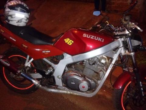 Moto GS 500 E - 1996