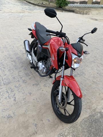 Troco por moto 600cc acima - 2018
