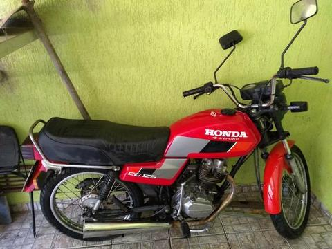 Honda CG Linda - 1987